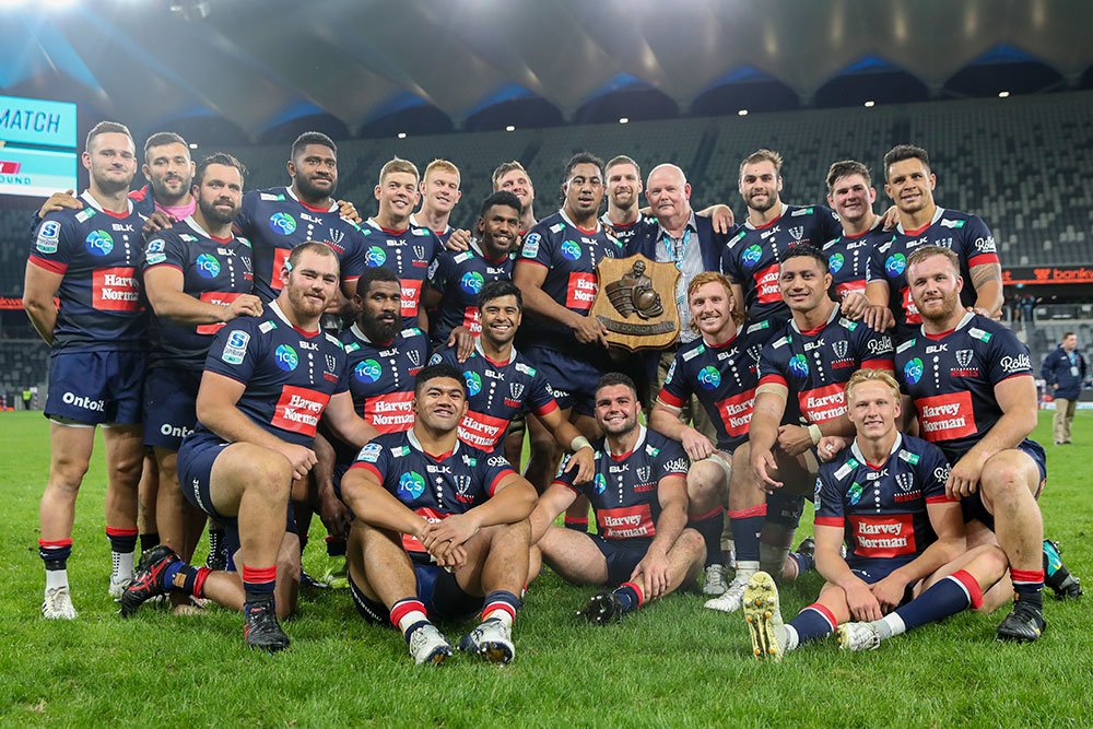 One of the main highlights for the Rebels: Reclaiming the Weary Dunlop Shield. Photo: Getty Images.