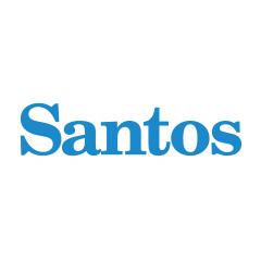 Santos Logo Reds