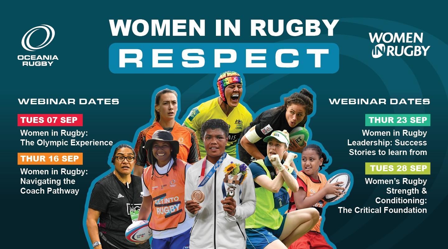 Women in Rugby - Respect