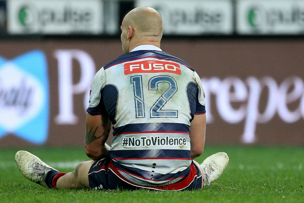 Melbourne Rebels miss out on finals after losing to Highlanders. Photo: Getty Images