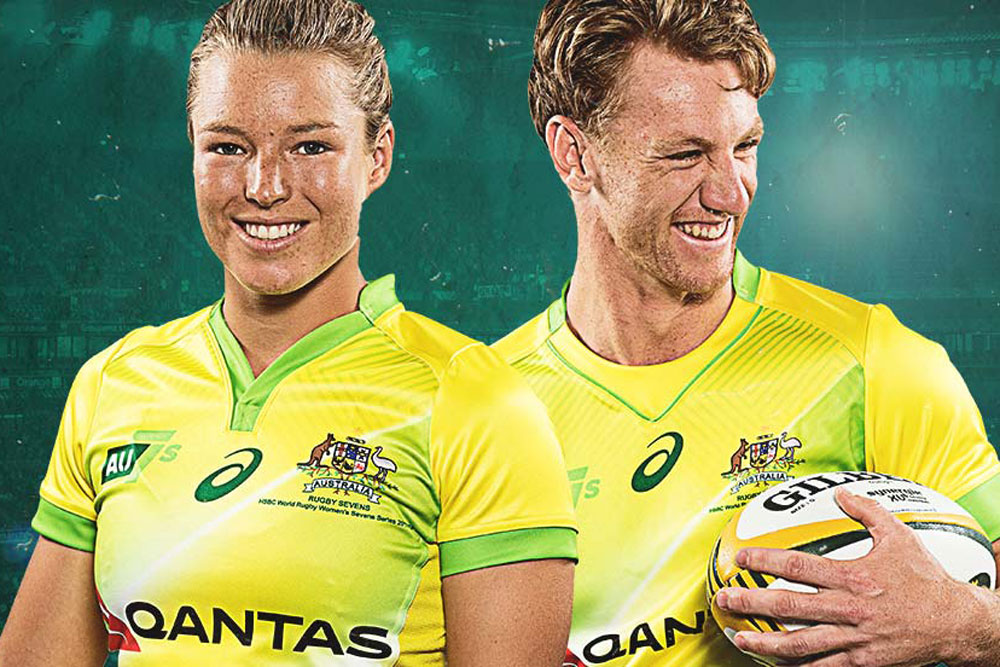 The Aussie Sevens World Cup squads have been announced. Photo: RUGBY.com.au