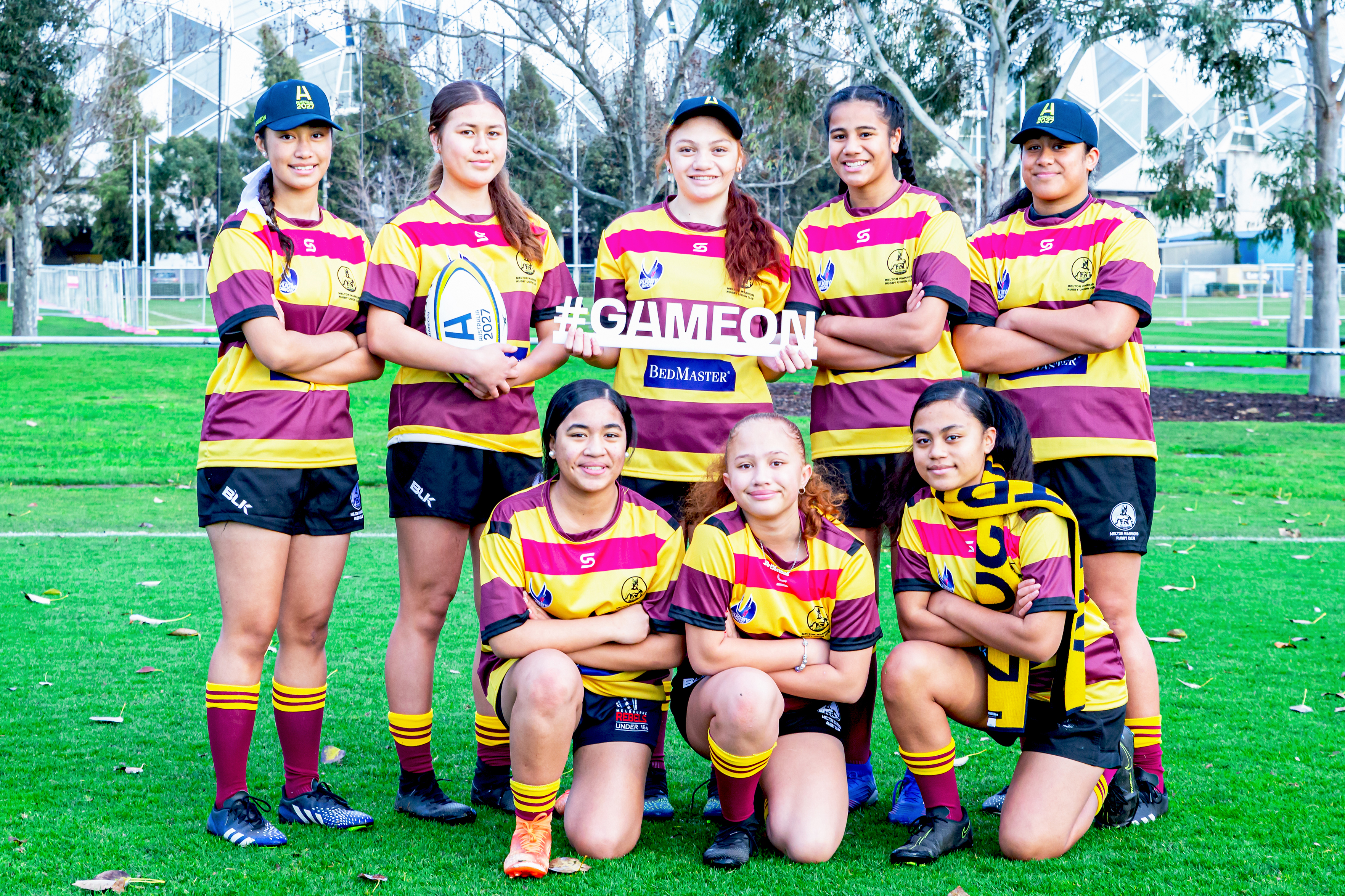 Melton Rugby Club's Youth Girls