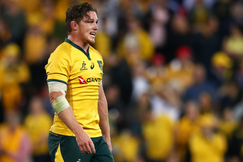 Michael Hooper is all but certain to return to the Wallabies' starting XV which will face South Africa. Photo: Getty Images