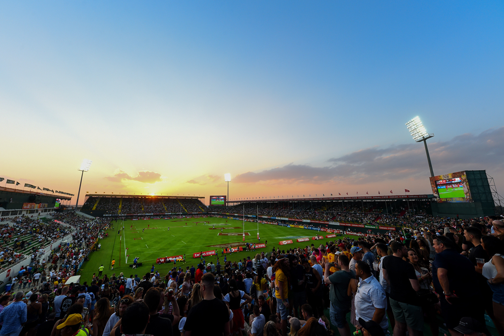 Rugby events around the world have been disrupted by coronavirus. Photo: Getty Images