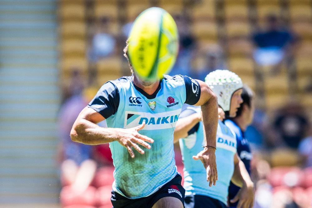 The Waratahs want to keep their eye on the ball on Sunday. Photo: RUGBY.com.au/Stuart Walmsley