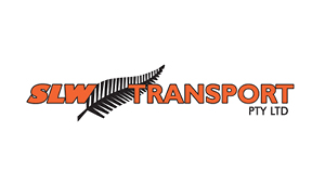 SLW Transport website logo