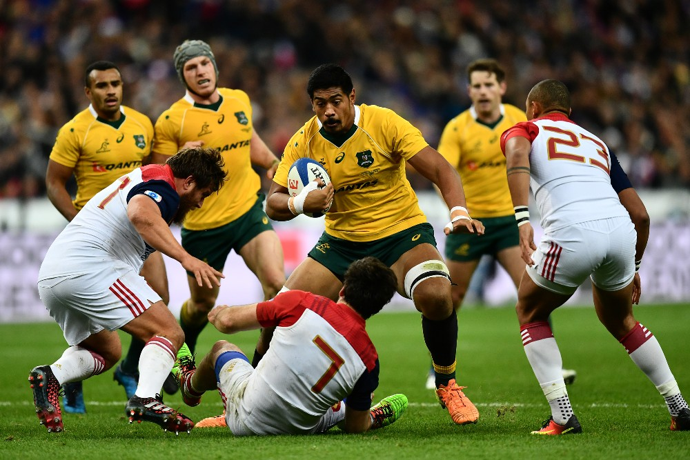 Will Skelton, Rory Arnold and Tolu Latu have been named to the return for the Spring Tour. Photo: Getty Images