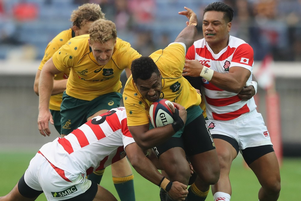 The Wallabies will face Japan to kick off their Spring Tour. Photo: Getty Images