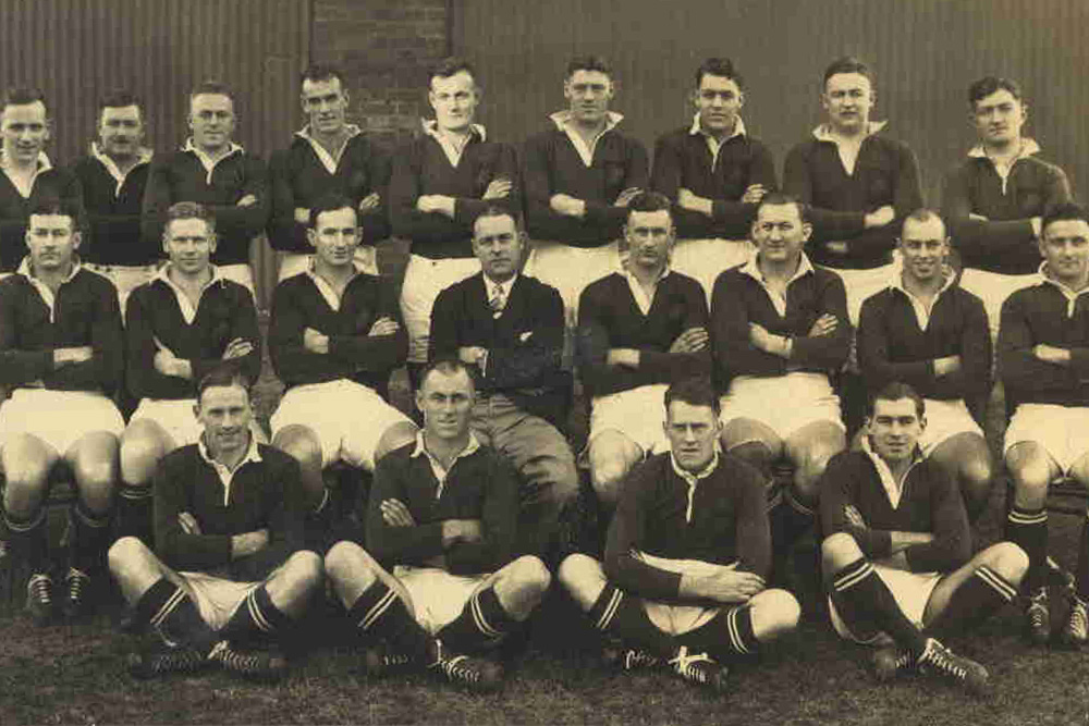 Our History - Vic Rugby