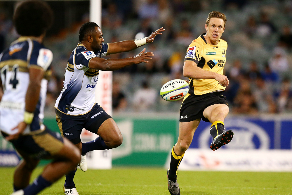 Haylett-Petty is one of the posters boys of the west. Photo: Getty Images