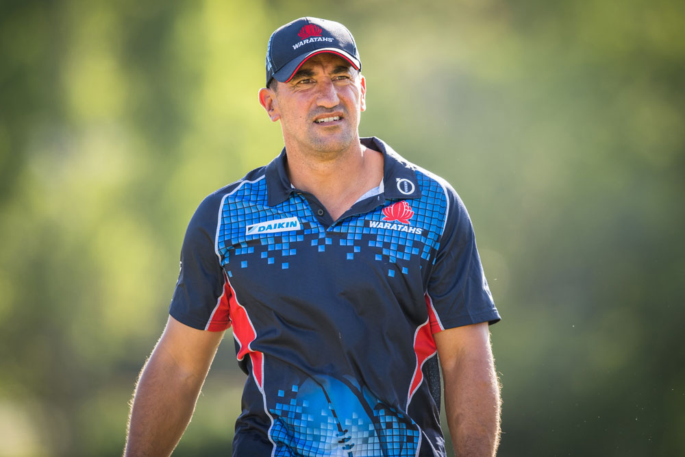 Daryl Gibson will have some tough decisions. Photo: RUGBY.com.au/Stuart Walmsley