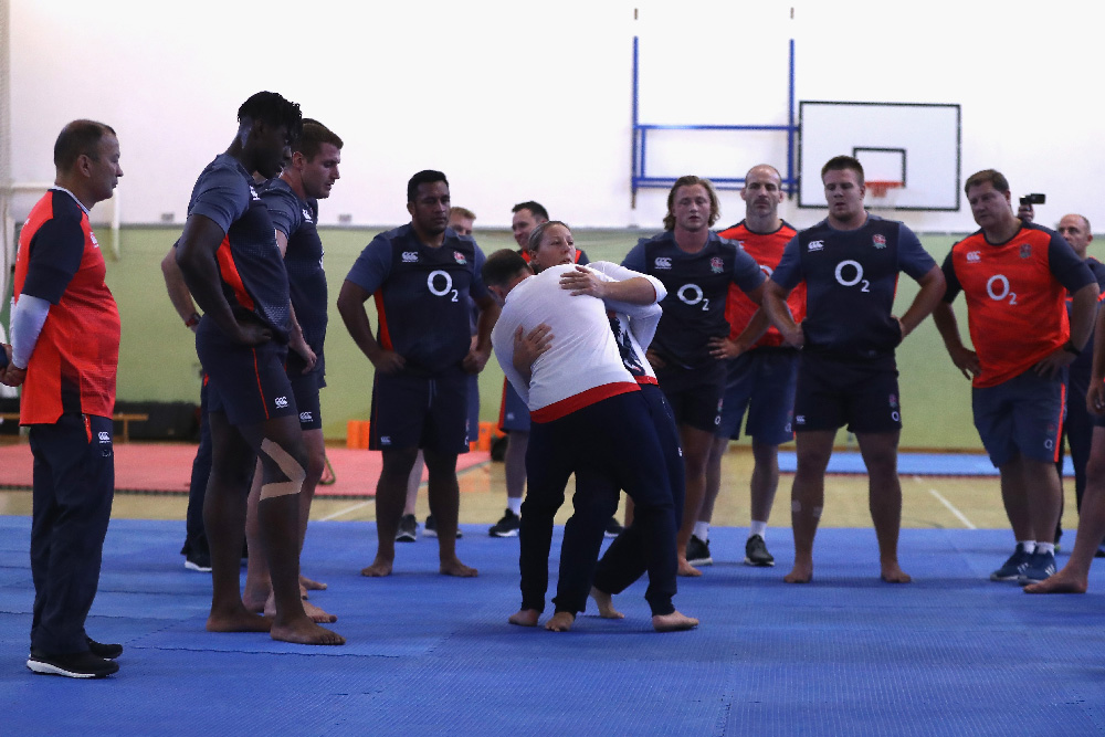 England's training camp came under fire after a number of players suffered injuries. Photo: Getty Images