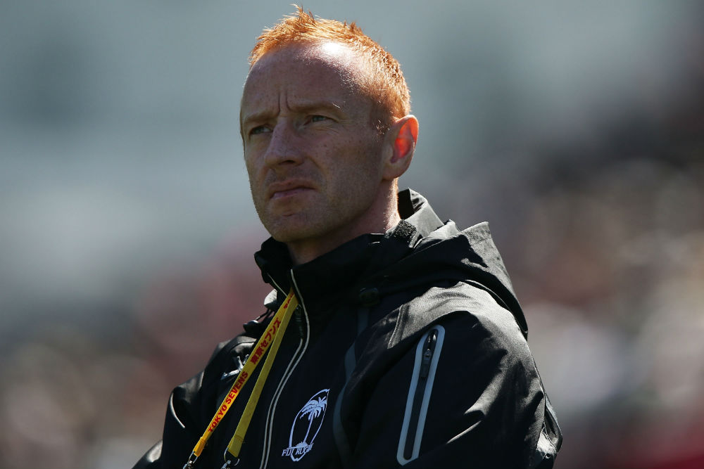 Ben Ryan isn't happy with the Fiji Rugby Union. Photo: Getty Images