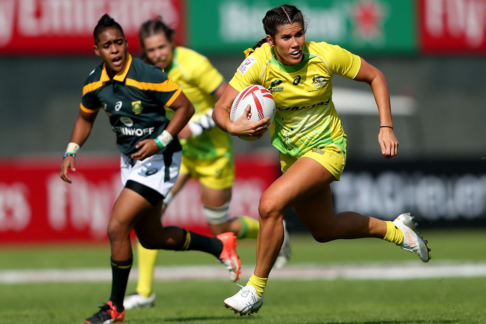 Australia's top women's stars could be lining up for one of the eight unis. Photo: Getty Images