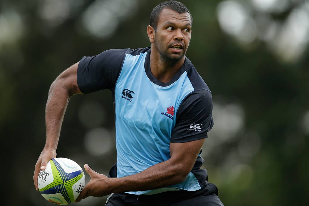 Kurtley Beale is likely to miss the Waratahs clash with rebels. Photo: Getty Images