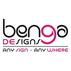 Benga Logo Reds