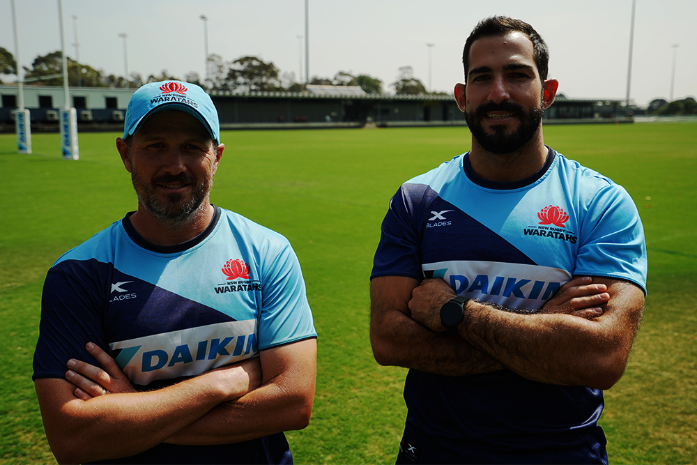 Shannon Fraser and Michael Stephen will join the Junior Wallabies management team in 2020.