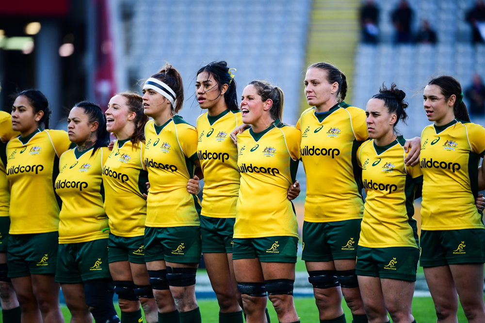 Rugby Australia has issued a statement in relation to Rugby World Cup 2021 | Getty Images