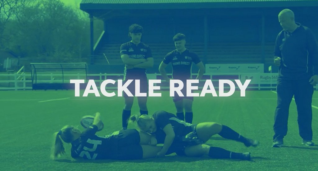 World Rugby has launched Tackle Ready, a best-practice injury-prevention resource for coaches and players