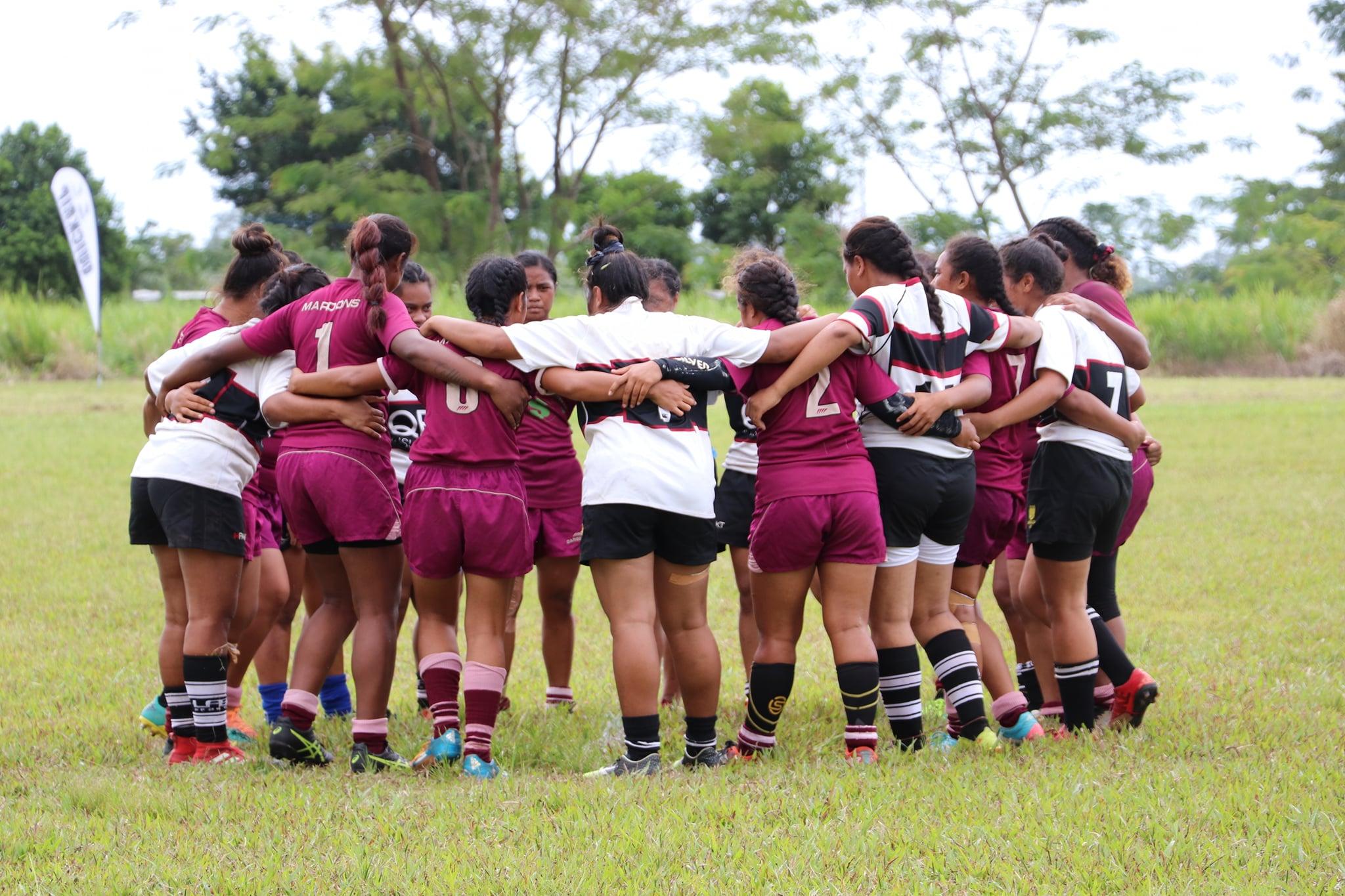 Oceania girls team