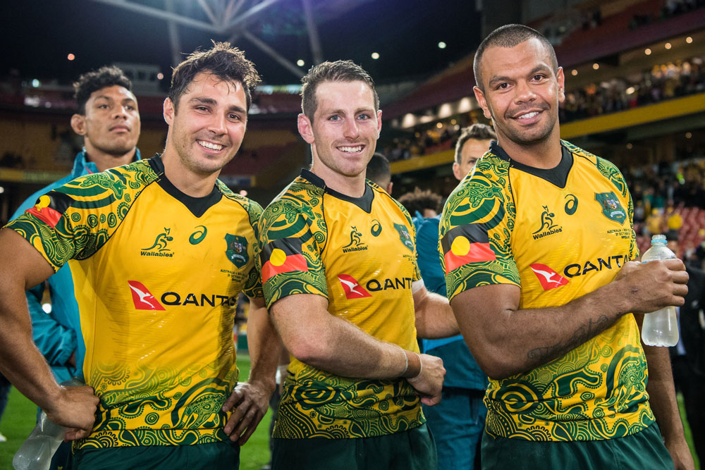 Who is your pick for Wallabies player of the year? Photo: RUGBY.com.au/Stuart Walmsley
