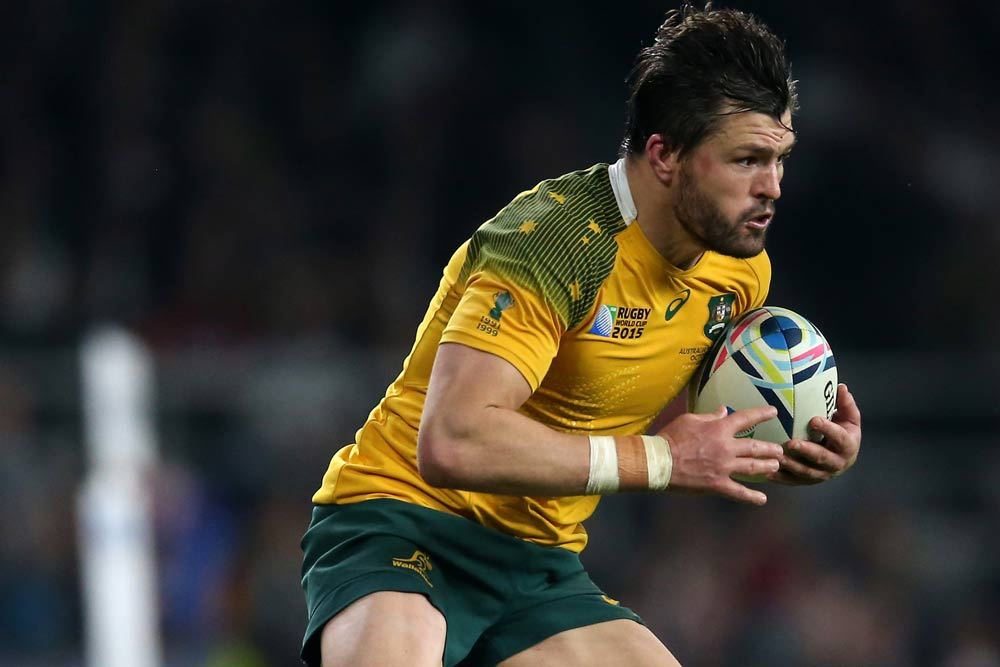 Adam Ashley-Cooper will start for Bordeaux. Photo: Getty Images