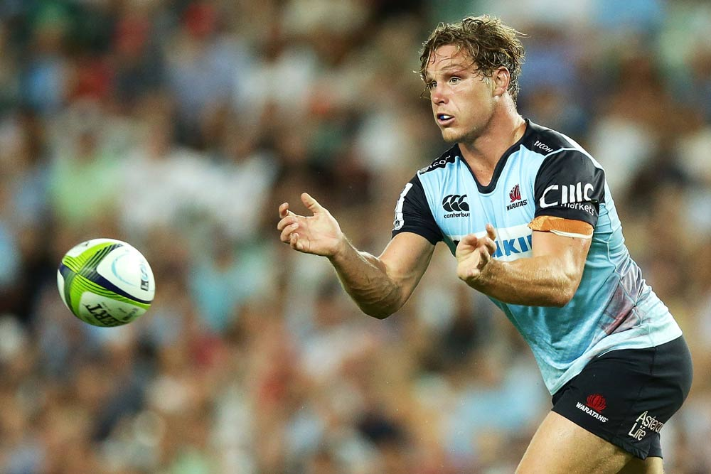 Michael hooper isn't worried about favouritism. Photo: Getty images