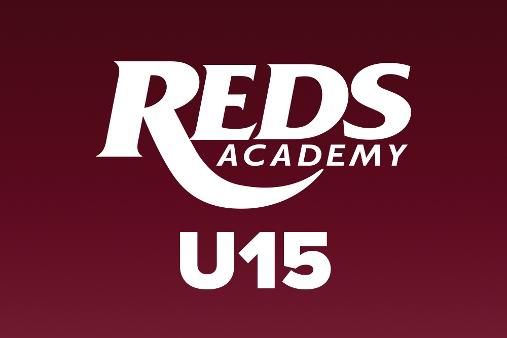 Reds u15 Pathway