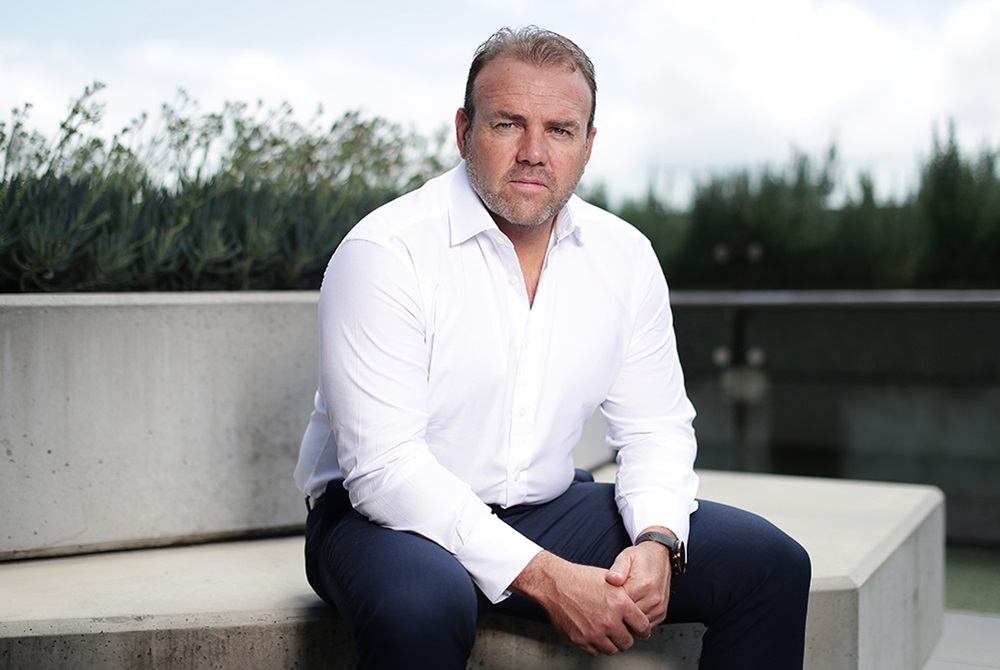 Incumbent Chief Executive, Andy Marinos stands ready for any COVID-19 Curve Balls. Photo: Getty Images