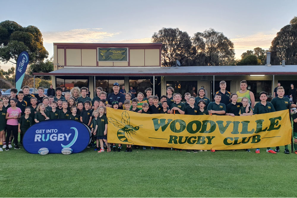 Woodville RUFC will be looking to improve in 2021. Photo: Pete Garden