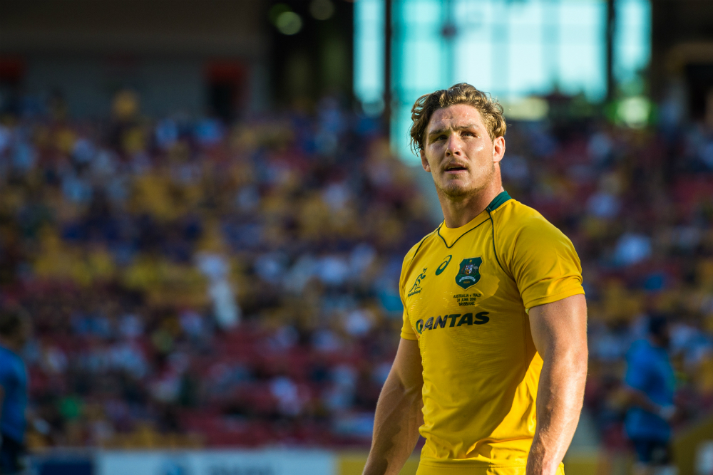 Hooper will be a mighty helpful addition in South Africa. Photo: RUGBY.com.au/Stuart Walmsley