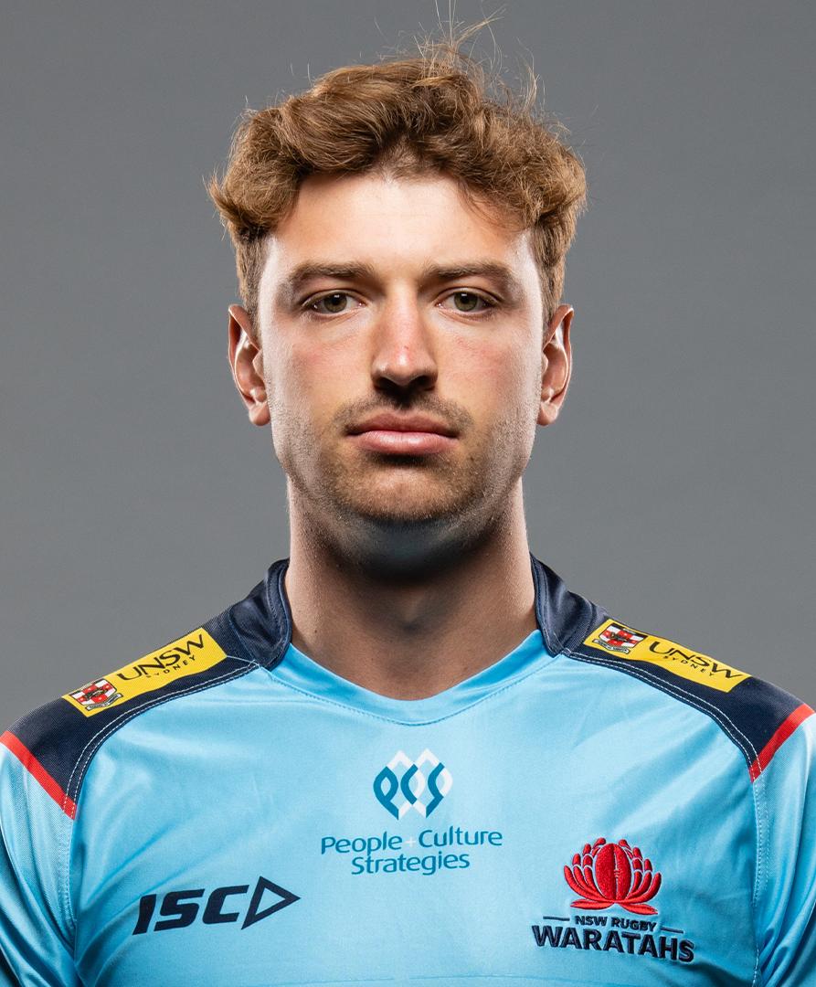 James Ramm Player Profile Waratahs