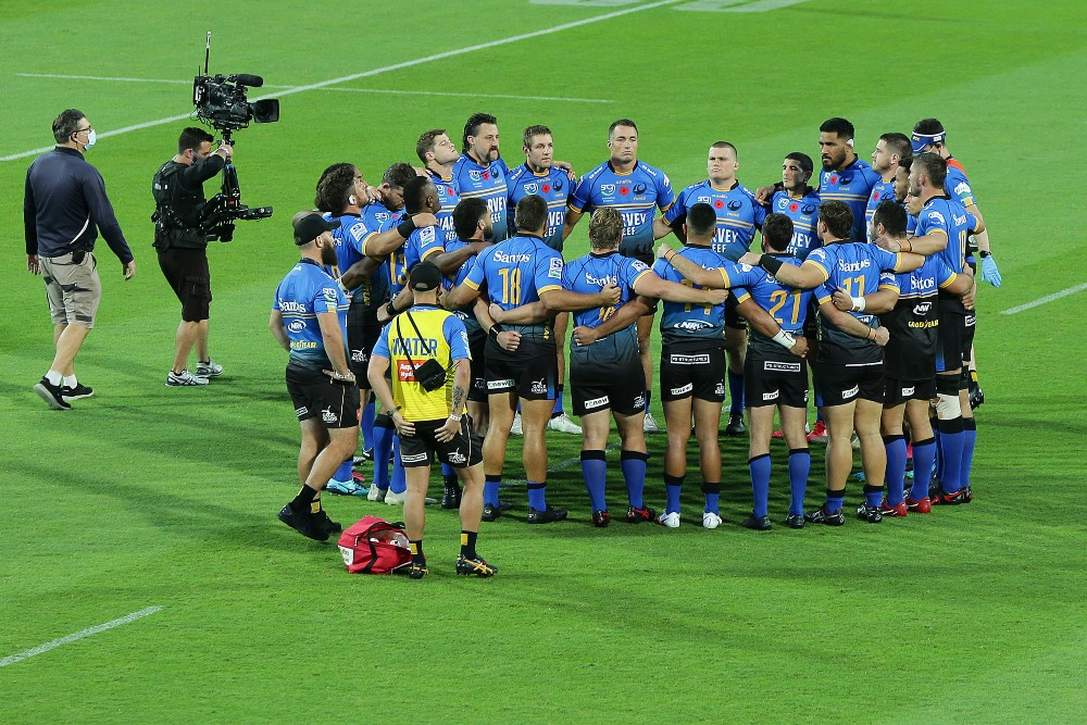 The Western Force have appointed Kiwis duo Mark Ozich and Chris Goodman to their wider coaching staff. Photo: Getty Images