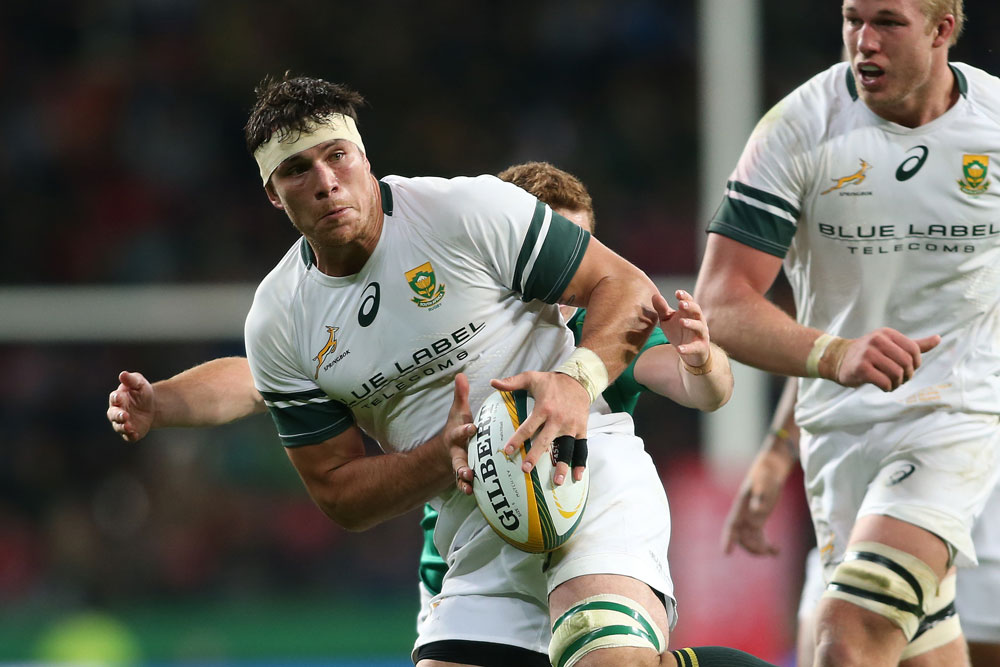 The South African back row needs to improve. Photo: Getty Images