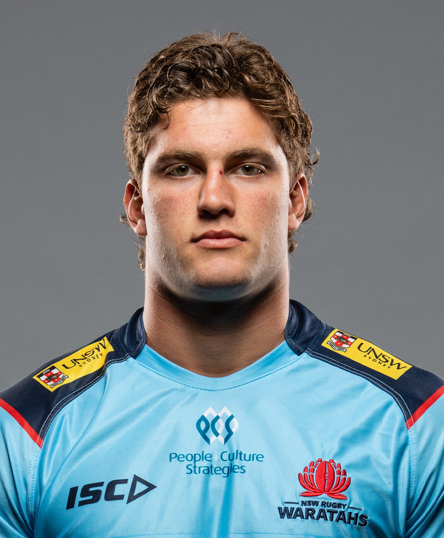 Will Harris Player Profile Waratahs