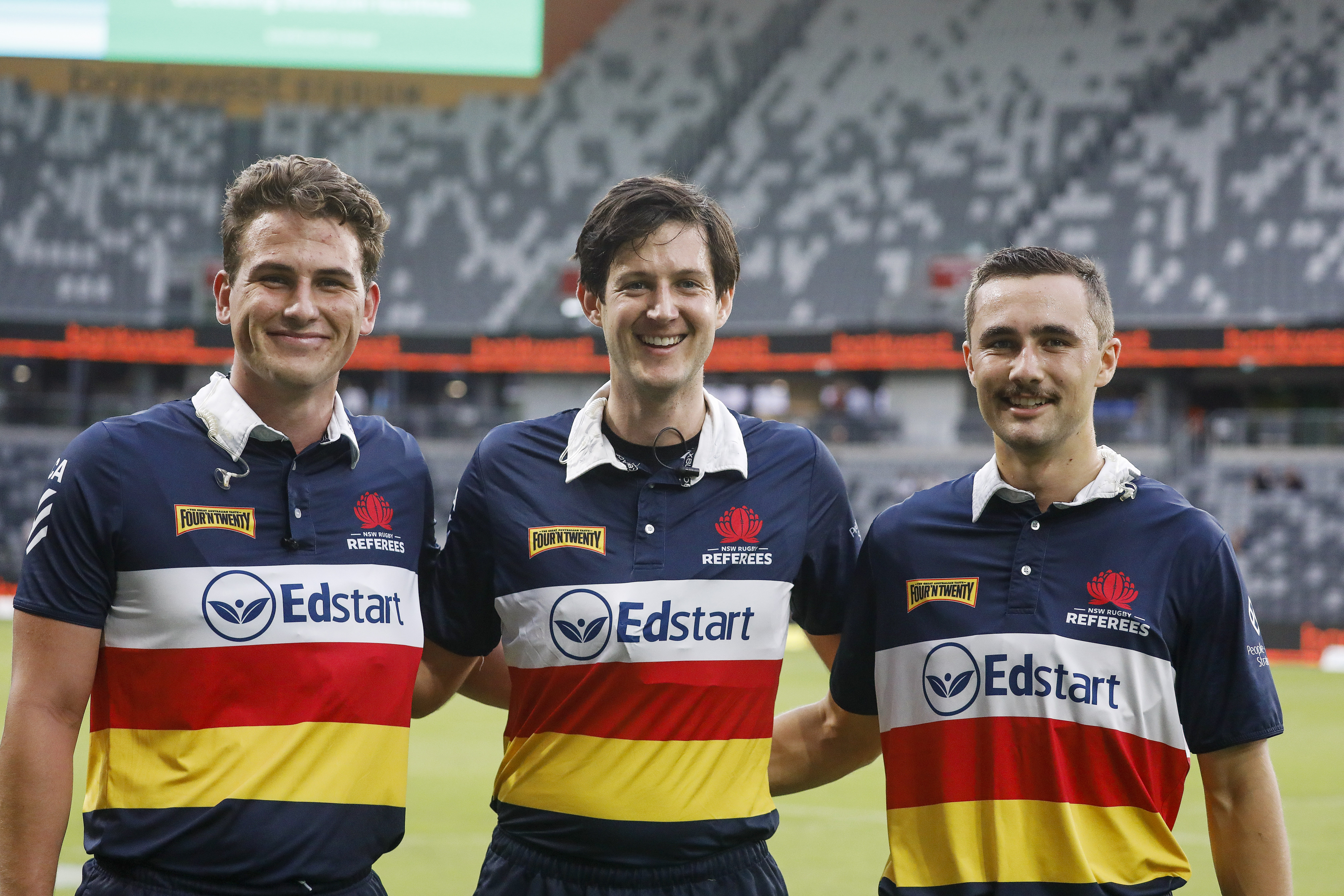 Edstart have extended their Major Partnership with NSWRU and across all the referee associations in metropolitan Sydney