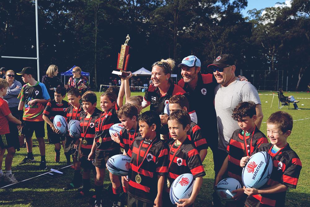 NSW Juniors Comp Winners