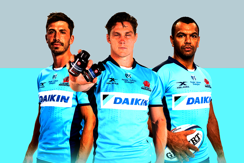 Bondi Vite joins NSW Rugby as the official vitamin supplier.