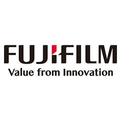 Fuji Film Logo Reds