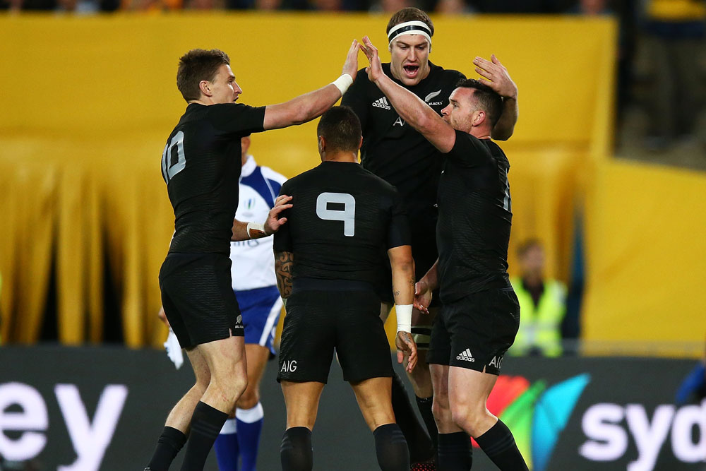 Winning is only one part of All Blacks' success: Kafer. Photo: Getty Images