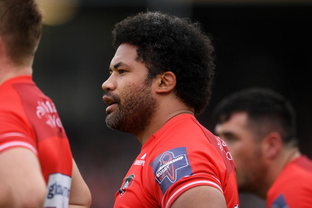 Tatafu Polota-Nau is leaving Leicester. Photo: Getty Images