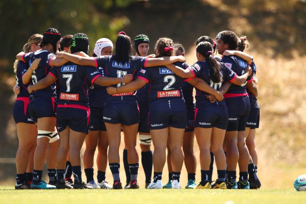 Melbourne Rebels women know building their club is a long-term exercise. Photo: Getty Images