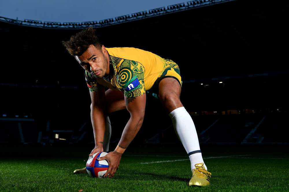 Will Genia will play his 100th Test at Twickenham. Photo: Getty Images
