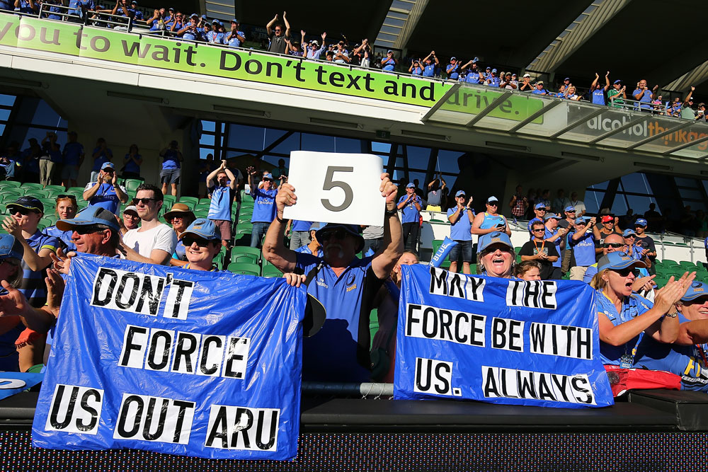 The Force are likely to appeal the decision. Photo: Getty Images