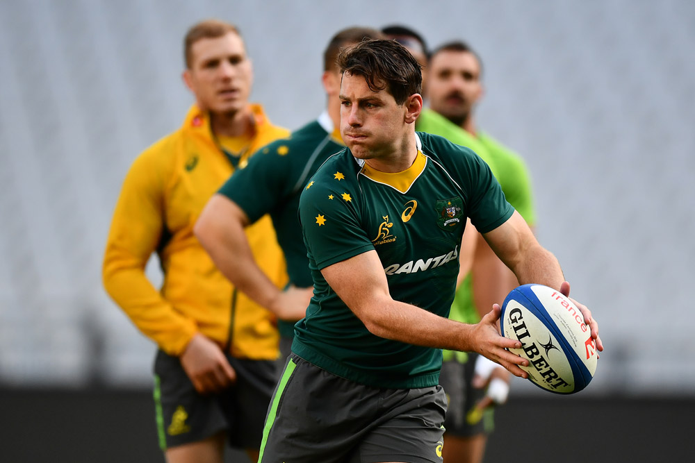 Bernard Foley will start, making him the only Wallaby to start each Test  in 2016. Photo: Getty Images