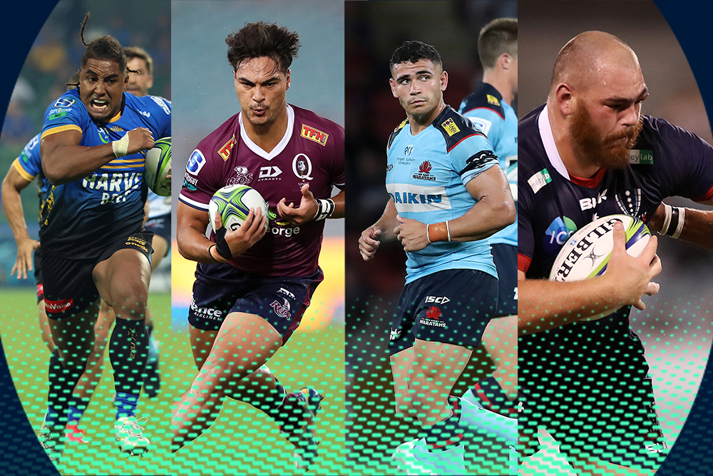 All the team news for Round Ten of Harvey Norman Super Rugby AU