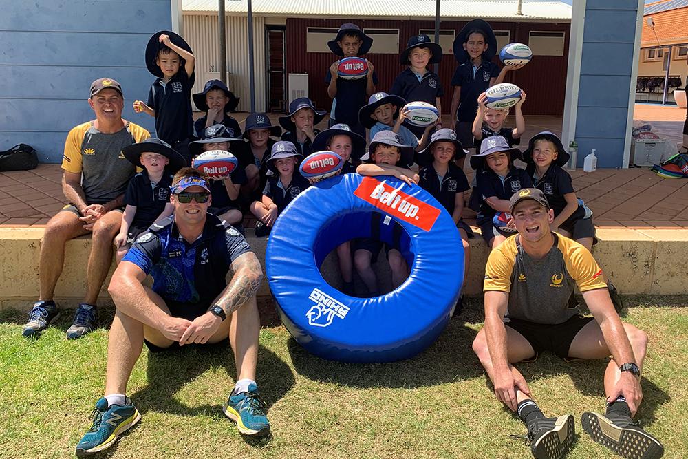 ASF Rugby Development Fund Kids