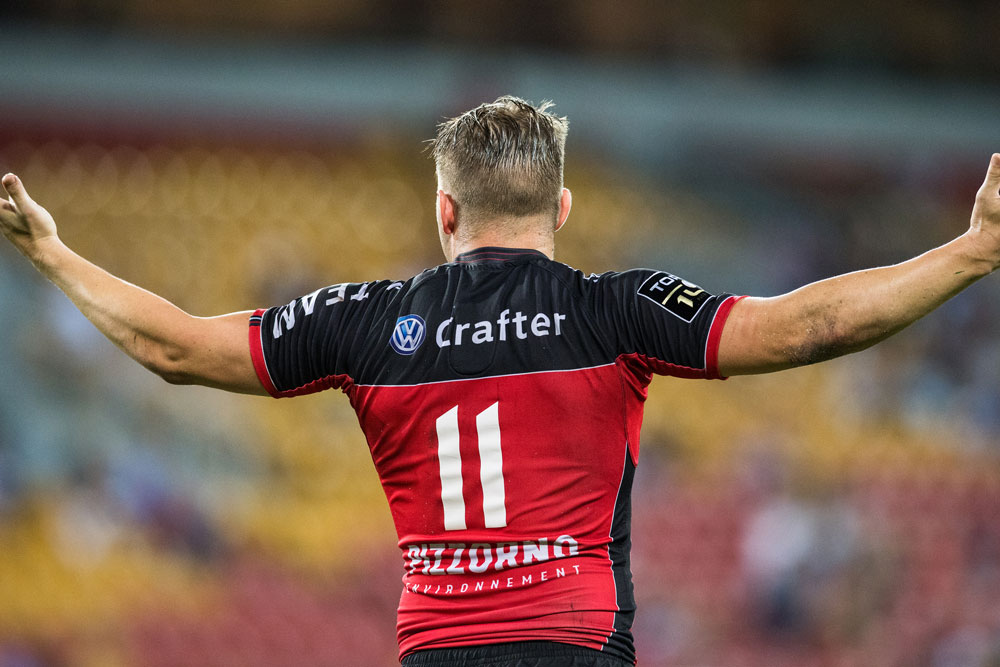 Drew Mitchell hasn't been the most vocal supporter of the Tens. Photo: RUGBY.com.au/Stuart Walmsley