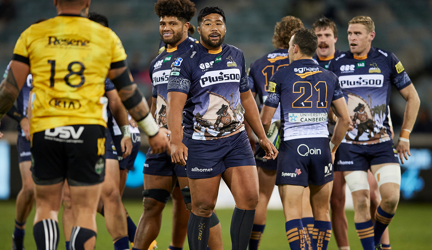 Brumbies Super Rugby Pacific