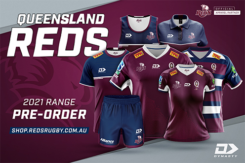 Merchandise Reds